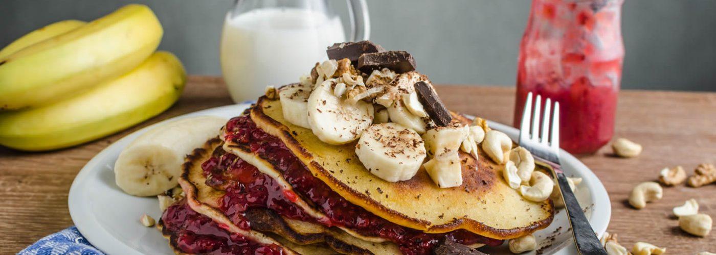 The Healthier Pancake