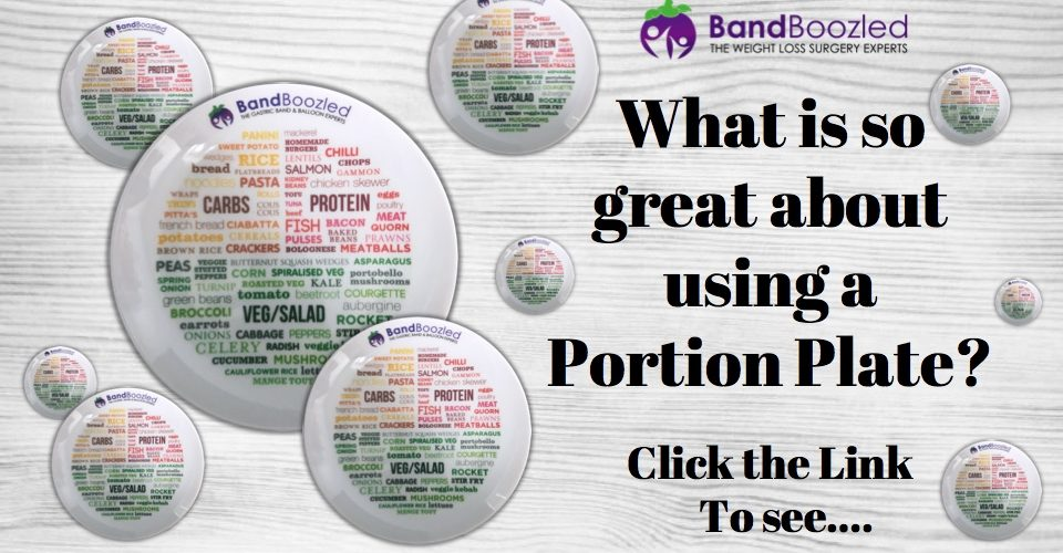 Portion Plate Benefits…..