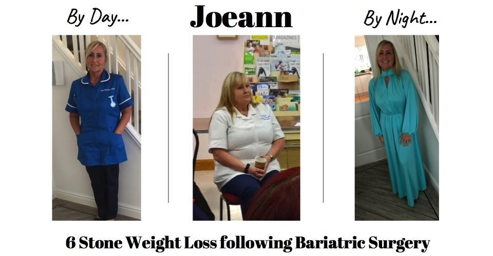 Joeann – 6 stone off in 18 months