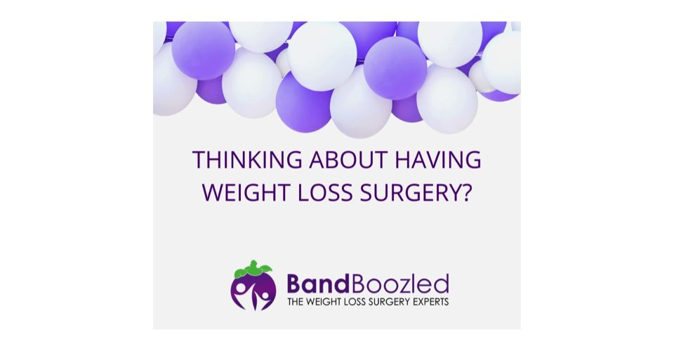 Thinking about having weight loss surgery?