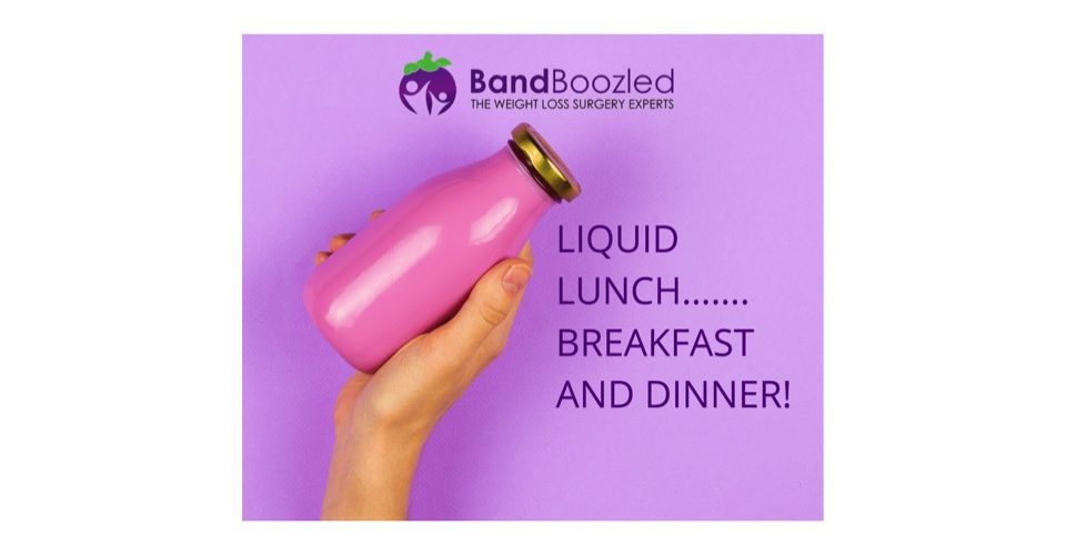 Liquid. Breakfast, Lunch & Dinner