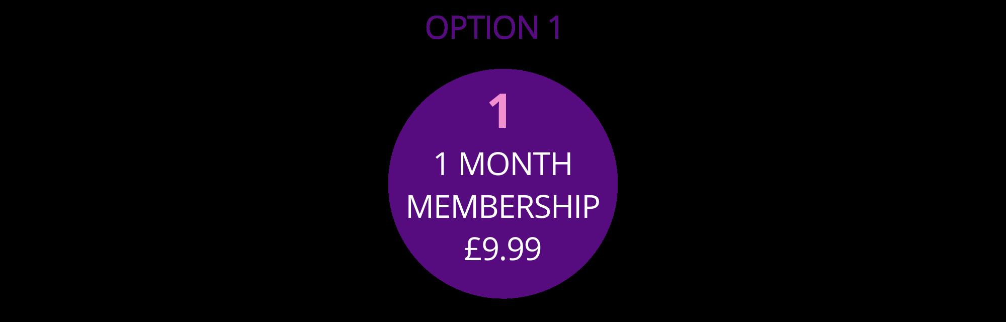 Bandboozled Membership Option 1