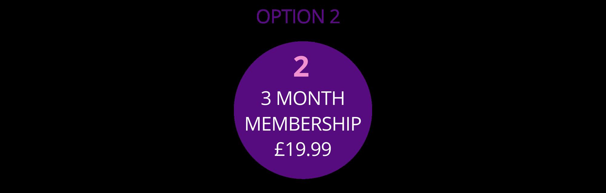 Bandboozled Membership Option 2
